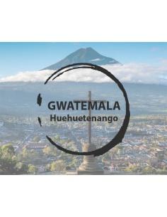 Kawa Gwatemala Huehuetenango SHB