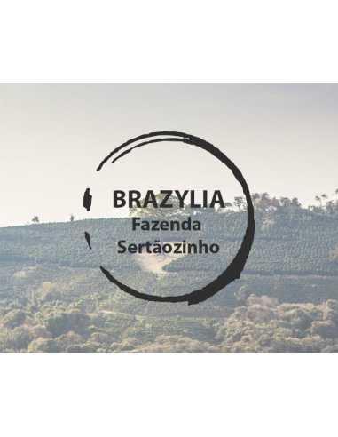 Kawa Brazylia Fazenda Sertãozinho