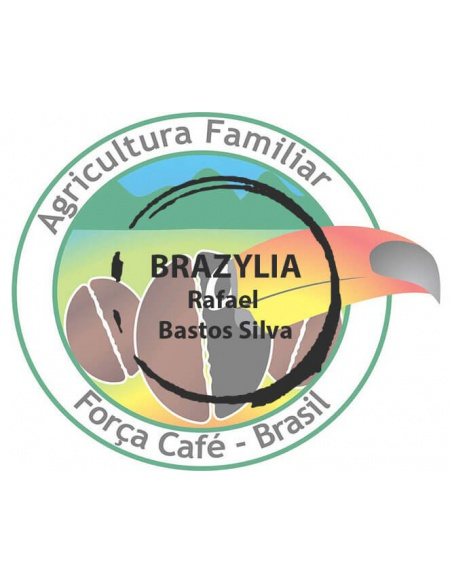 Kawa Brazylia Rafael Bastos Silva