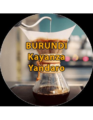 Kawa Burundi Kayanza Yandaro