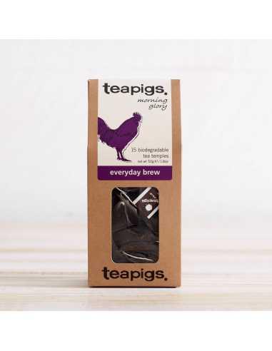 teapigs Everyday Brew 15 piramidek