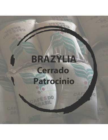 Brazylia Cerrado Patrocinio Chapadão de Ferro