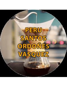 Peru Santos Ordnez Vasquez microlot