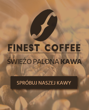 kawa świeżo palona