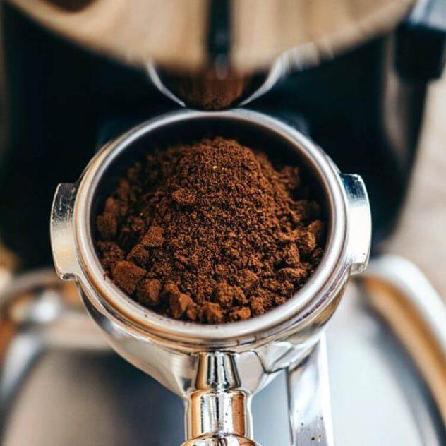 espresso zmielona kawa