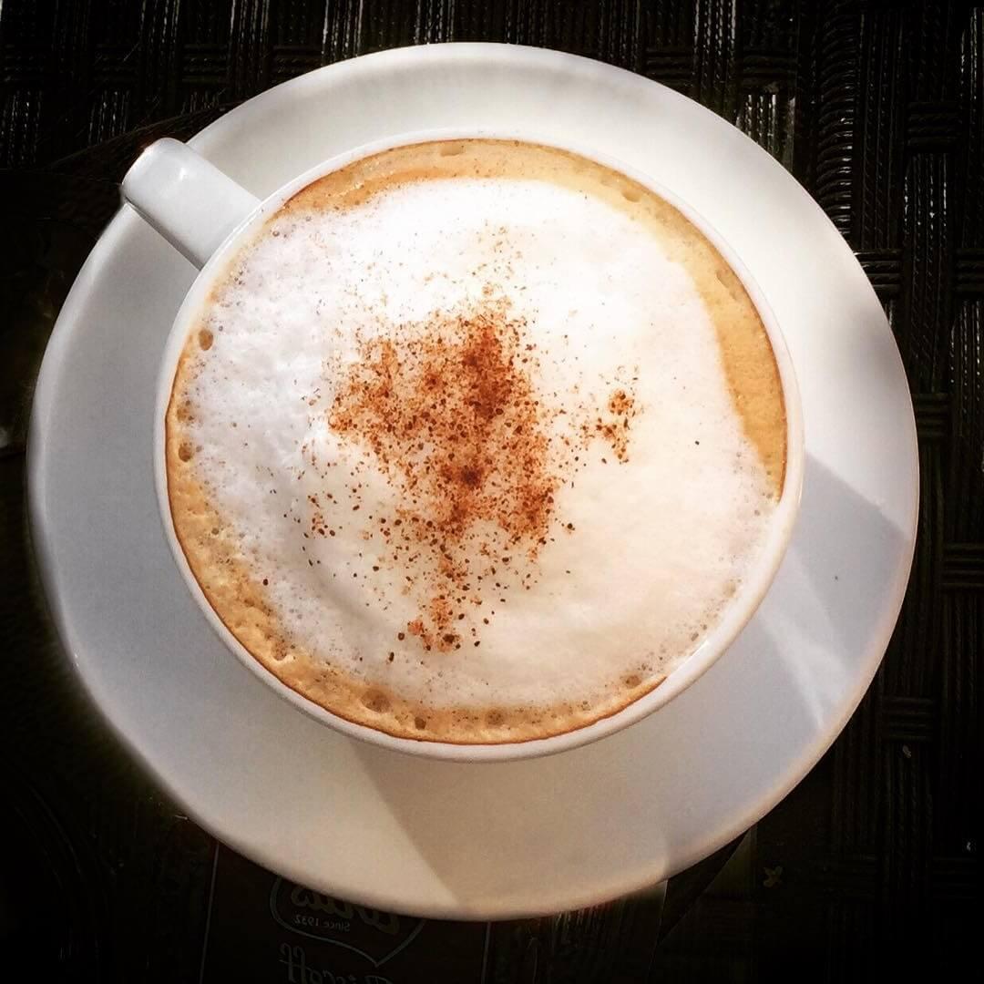 cappuccino kawa