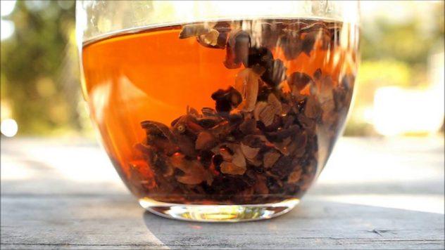 cascara parzona herbata