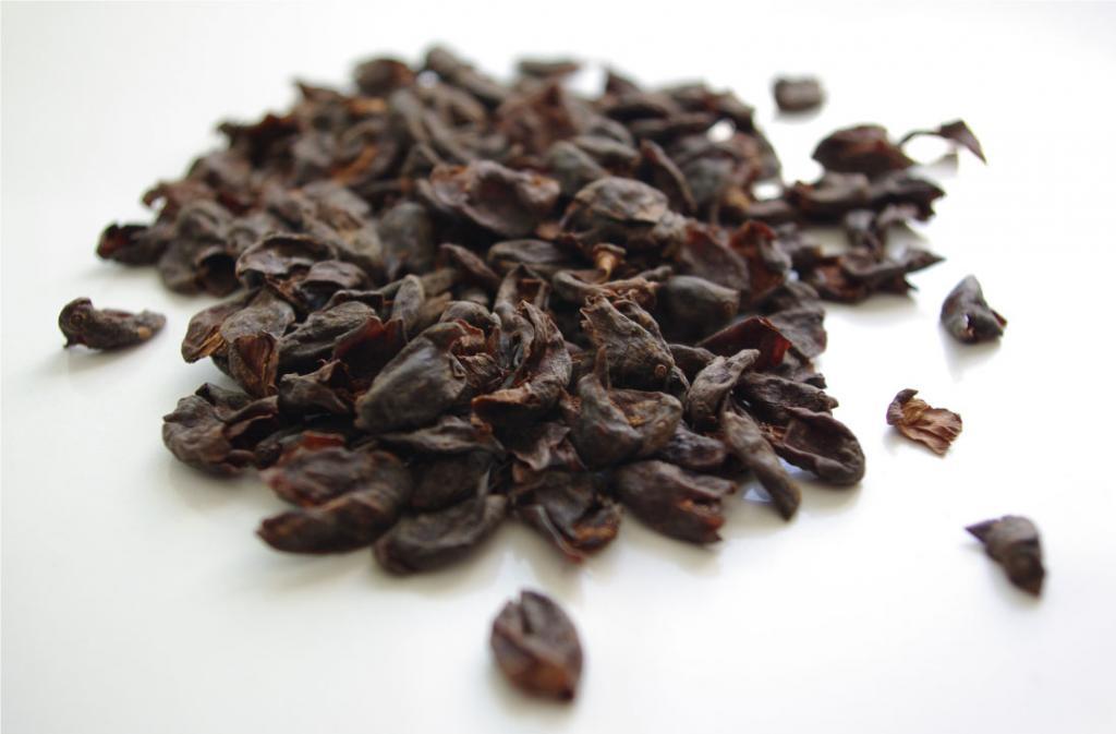 cascara herbata susz