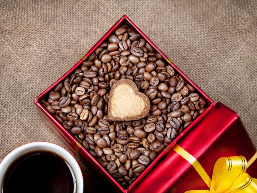 kawa na prezent