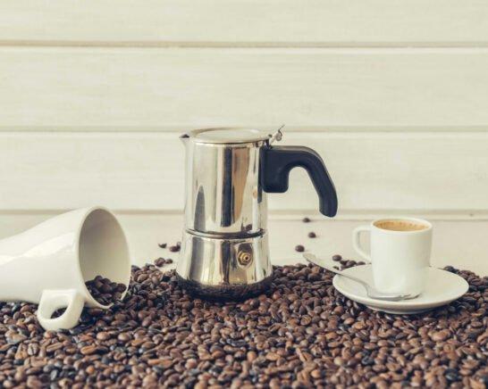 jak zaparzyć kawę w kawiarce blog